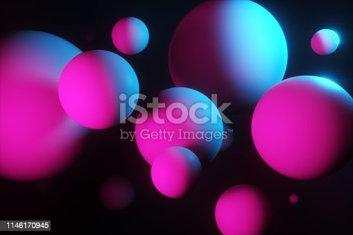 Abstract, Backgrounds, Sphere, Color Gradient