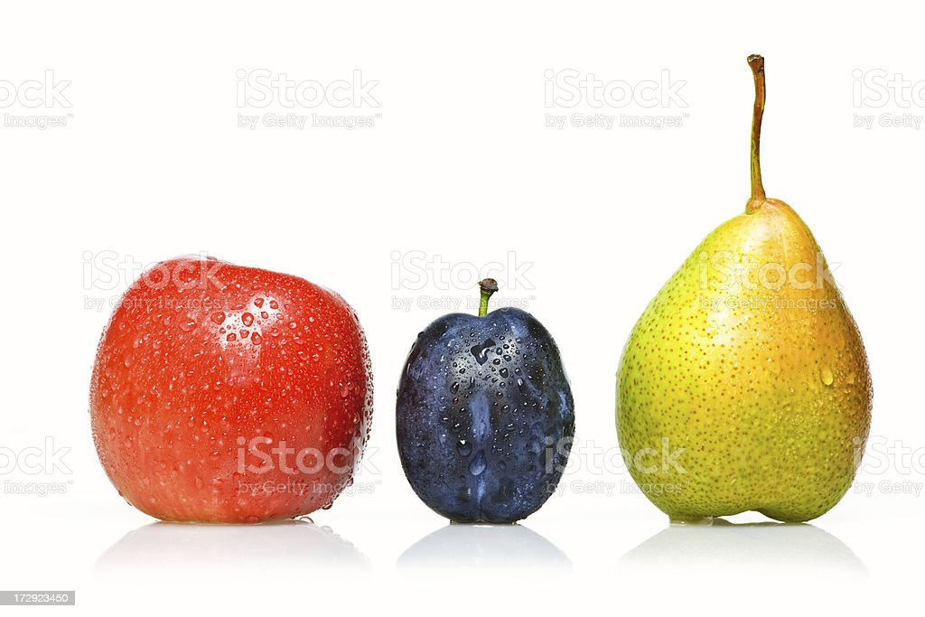 Red Blue Yellow royalty-free stock photo