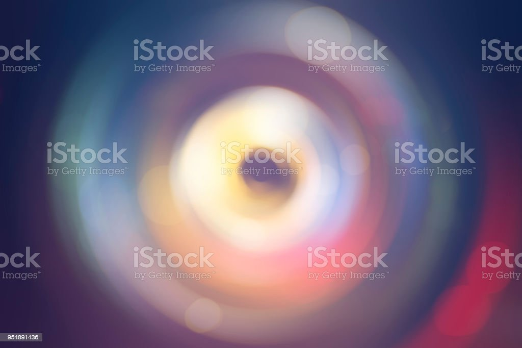 Red blurred colors business or technology abstract background stock photo