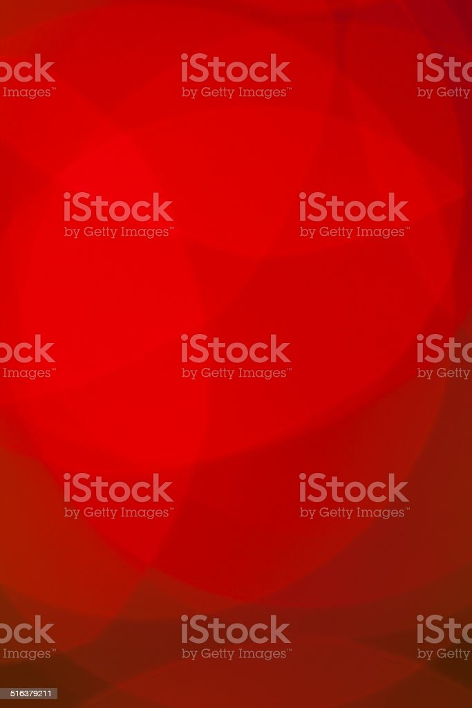 Red bokeh background stock photo