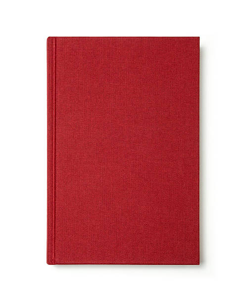 red book. - hardcover book stock pictures, royalty-free photos & images