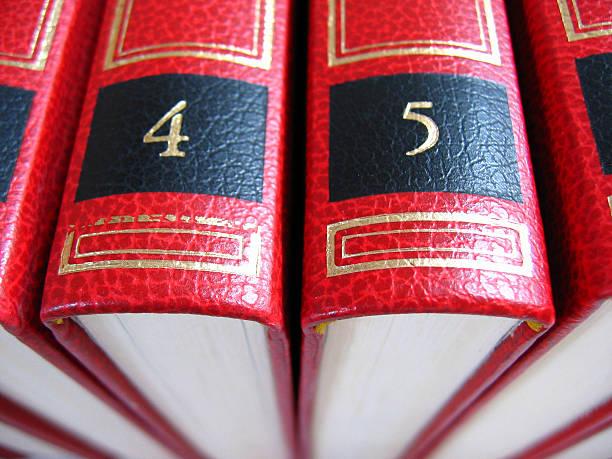 red books makro - herpens stock-fotos und bilder