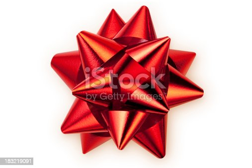Red bow. Photo with clipping path. Similar photographs from my portfolio: