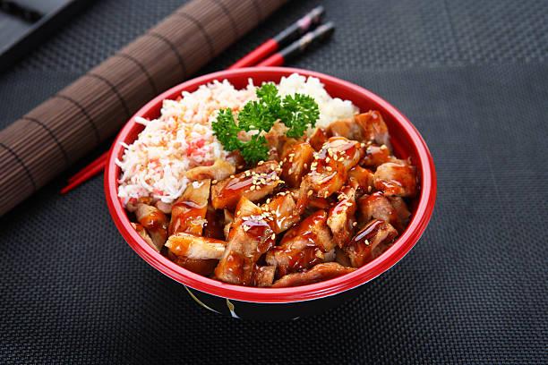 https://media.istockphoto.com/photos/red-bowl-of-delicious-chicken-teriyaki-picture-id185009280?k=6&m=185009280&s=612x612&w=0&h=KKLfrwKR6cbmLFAcyMxUPkAL4_YAqNLKejkZQO46G_c=
