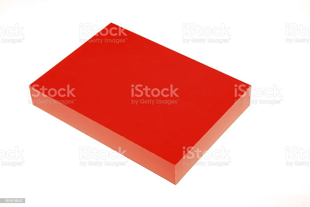 red box royalty-free stock photo