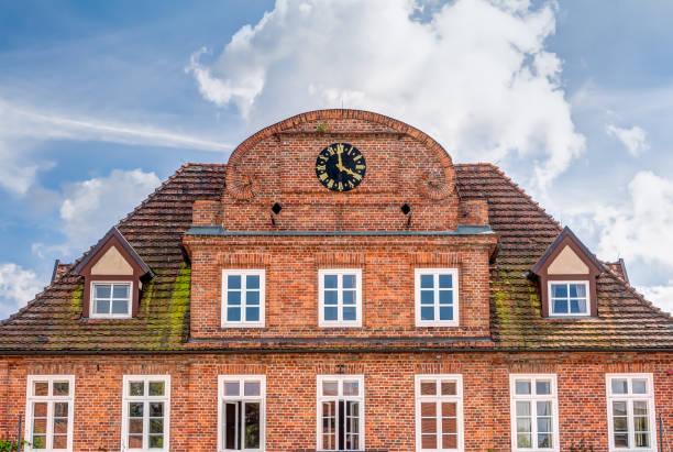 Red brick Architektur – Foto