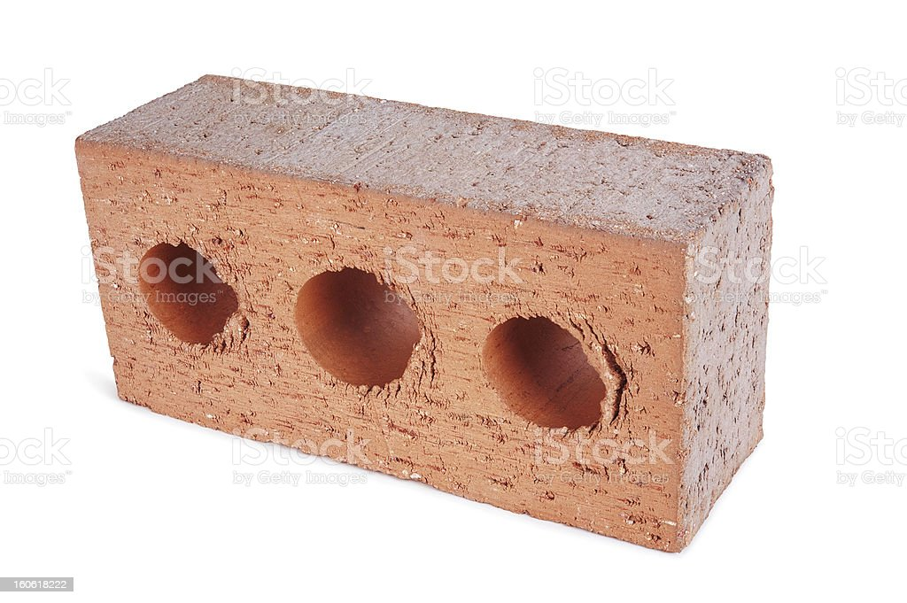 red brick royalty-free stock photo