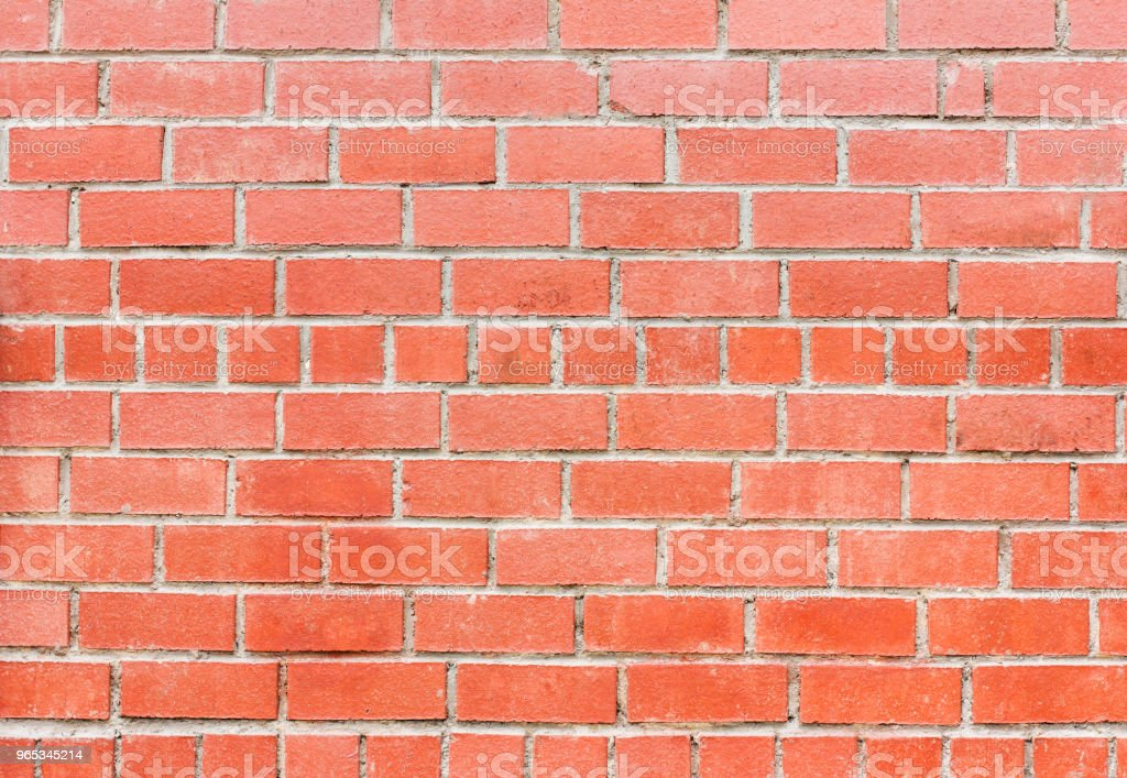 Red brick wall background texture royalty-free stock photo