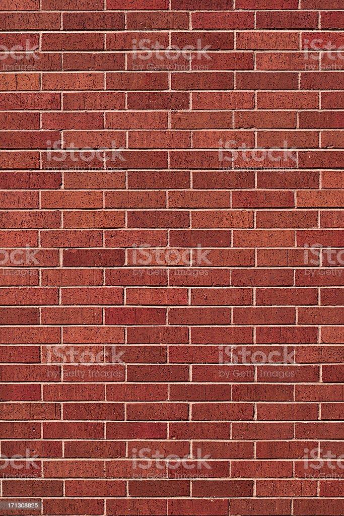 Red Brick Wall Background - XXXL Photo stock photo