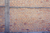 Red brick wall Red brick to build a wall to build a wall