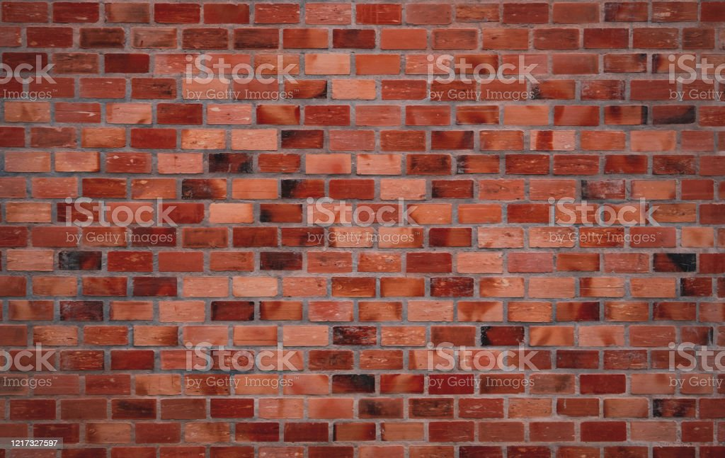 Red Brick Wall Texture Background Old Red Vintage Pattern Wallpaper Grunge Brick Wall Interior Building Architecture Rough Brick Wall Texture Loft Style Home Interior Design Brown And Orange Wall Stock Photo