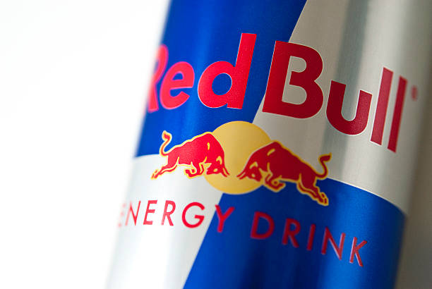 Red Bull Energy Drink stock photo e4add269901