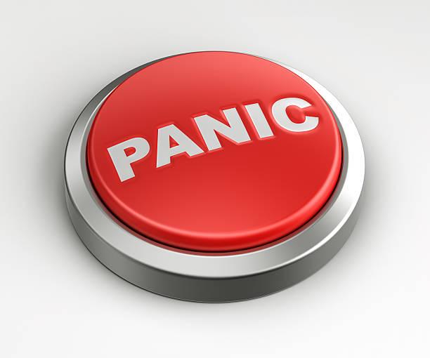 Red button-Panik – Foto