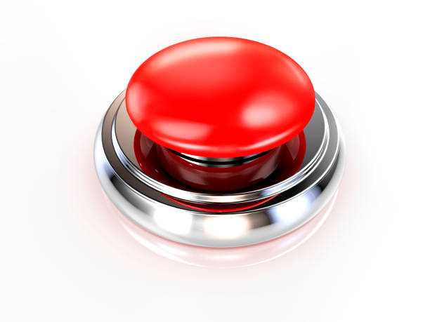 red button - button stock photos and pictures