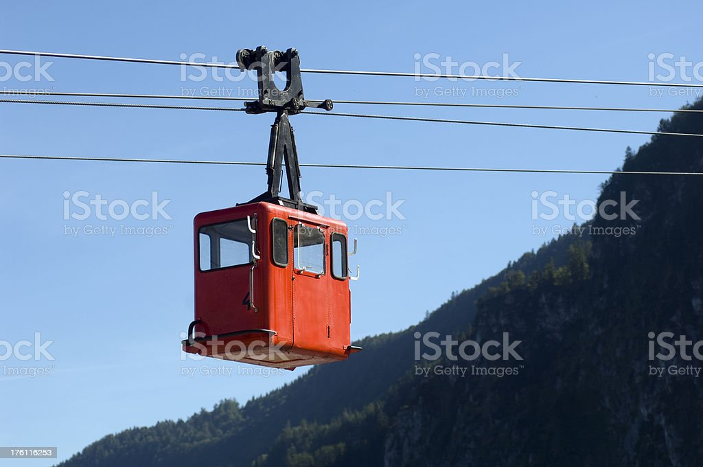 \'Cable car in Austria, St. GilgenSee my other pics:\'