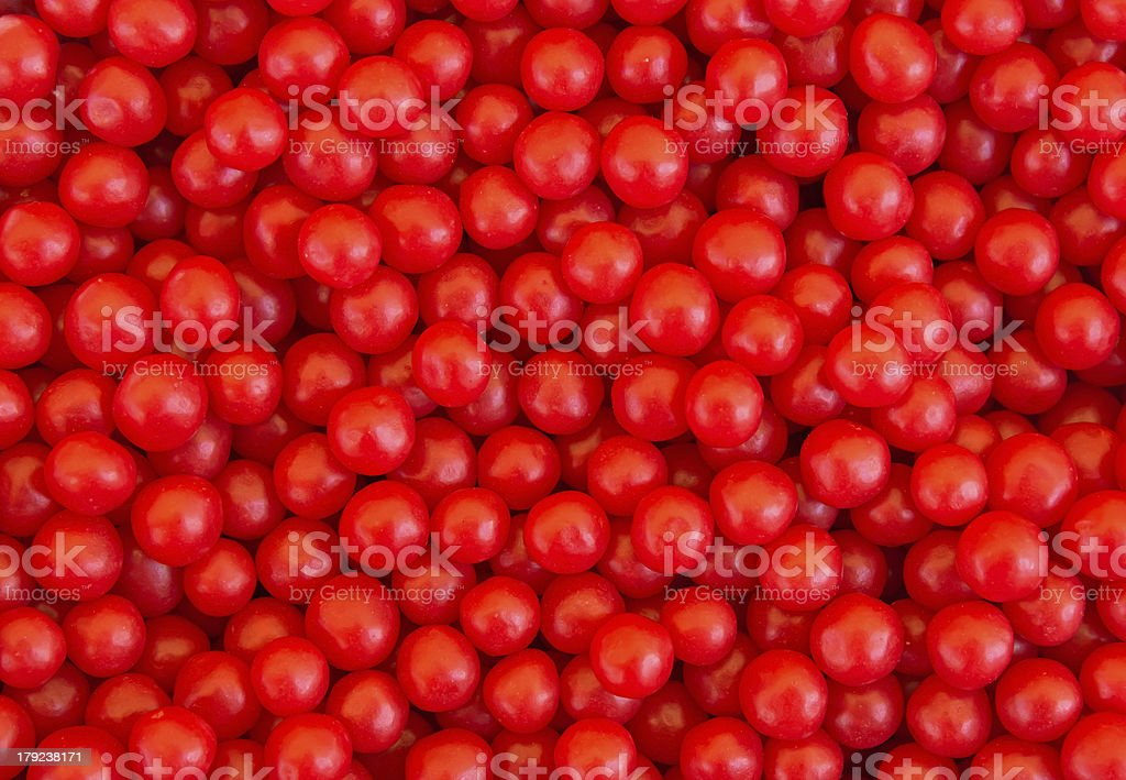 Red candy royalty-free stock photo