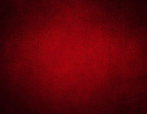Red canvas background for christmas