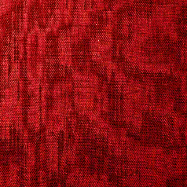Red canvas texture Red canvas texture red cloth stock pictures, royalty-free photos & images