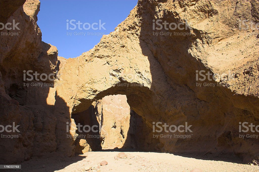 Red Canyon royalty-free stock photo