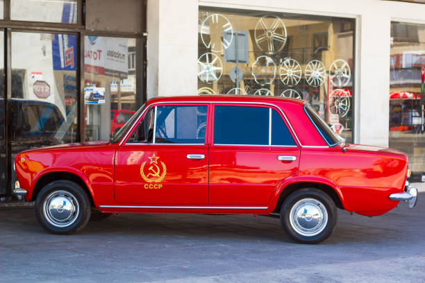 Royalty Free Lada Car Pictures Images And Stock Photos Istock