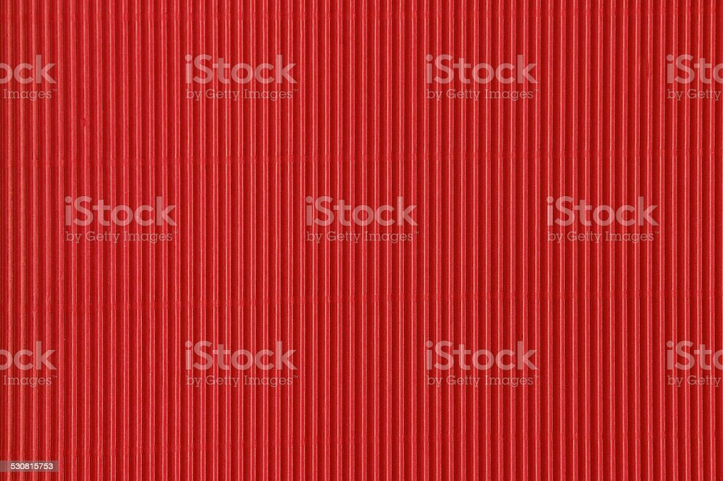 Red Cardboard Background stock photo