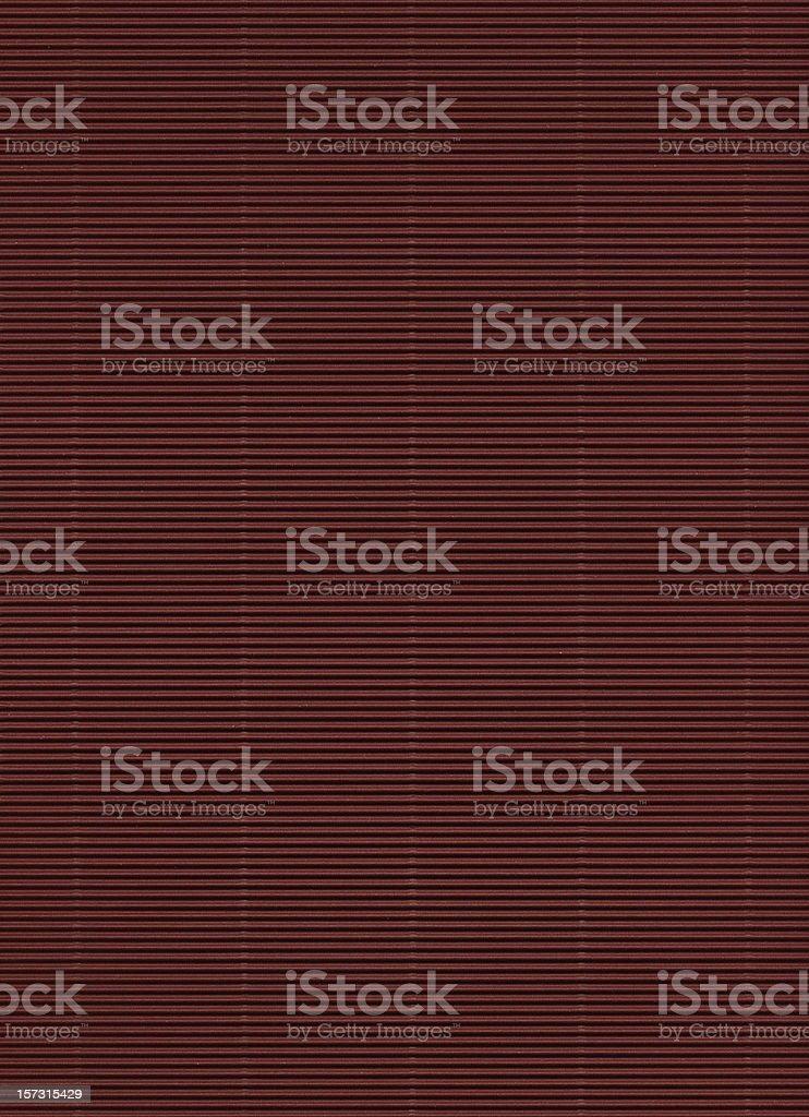 red cardboard XXL royalty-free stock photo