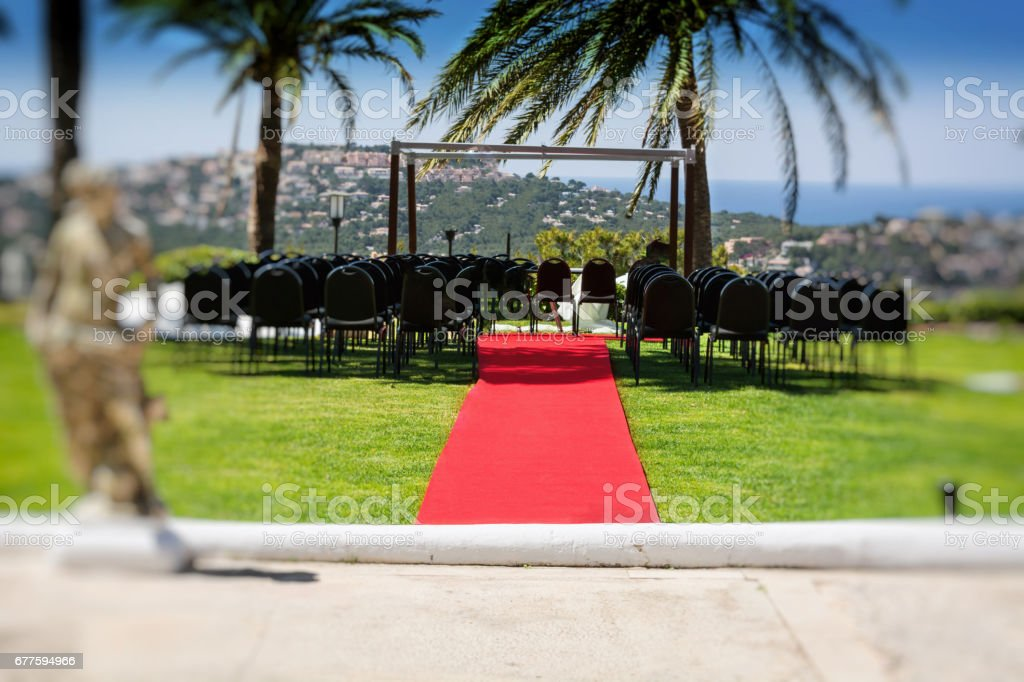 Red Carpet Event royalty-free stock photo