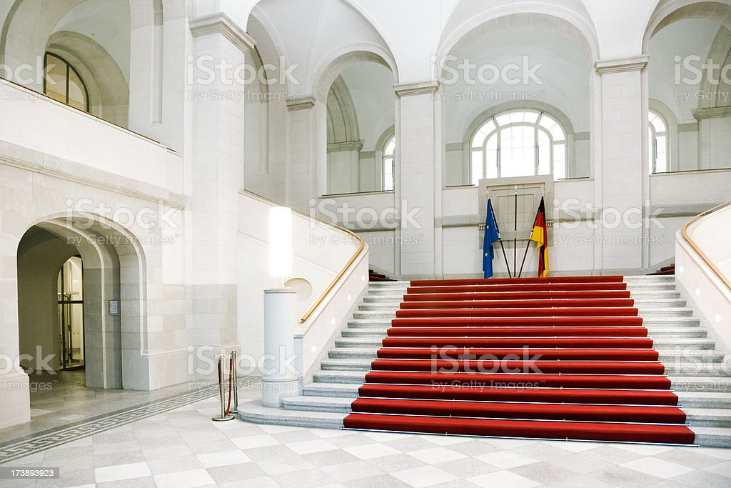 Red Carpet royalty-free stock photo