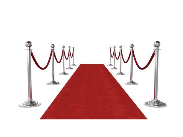 Red carpet Red carpet first class stock pictures, royalty-free photos & images