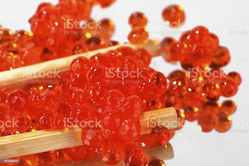 red caviar royalty-free stock photo
