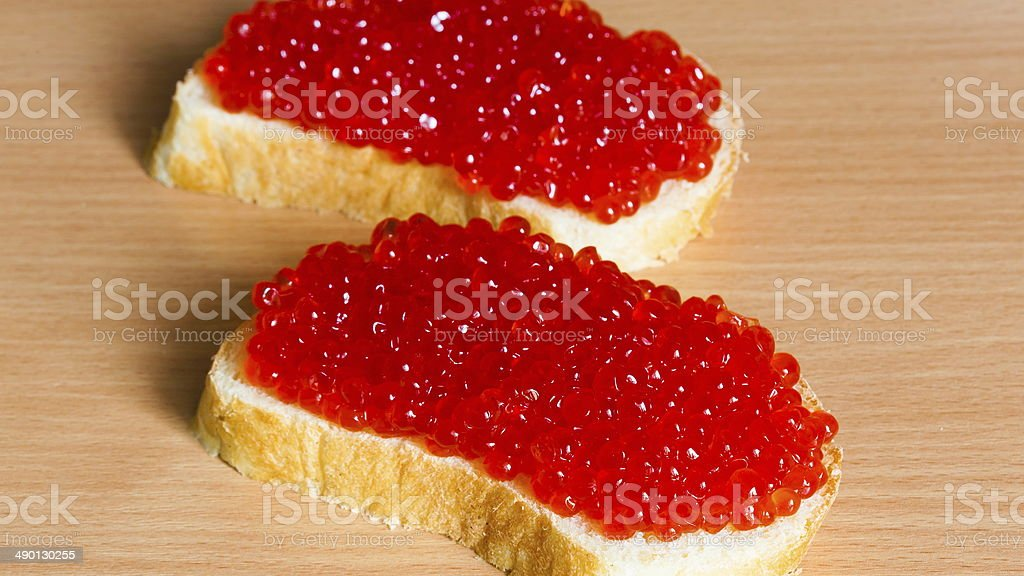 red caviar royalty-free stock photo