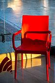 istock Red Chair, Guanajuato, Central Mexico 1010701216