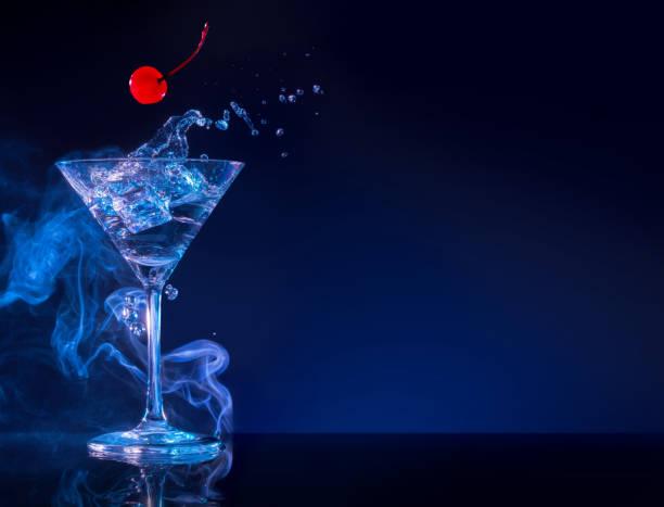 rouge cerise en boisson signature - Photo