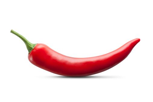 Red Chili Pepper Stock Photo - Download Image Now