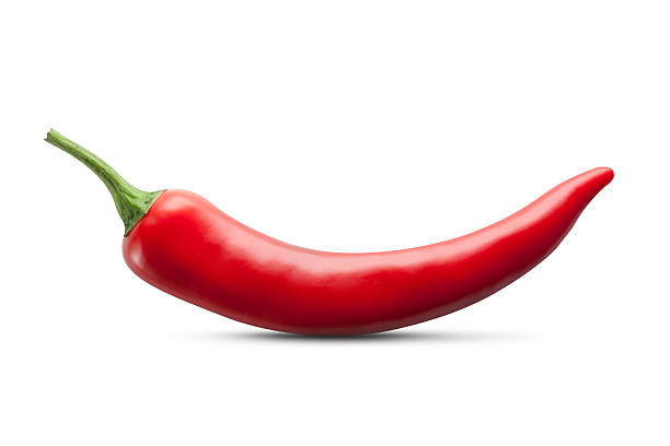 red chili pepper - chilli stock photos and pictures