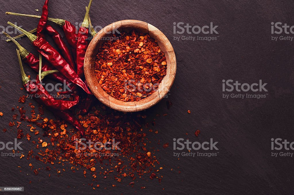 Red chili peppers Red chili peppers Arrangement Stock Photo