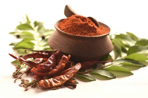Red Chilli stock photo