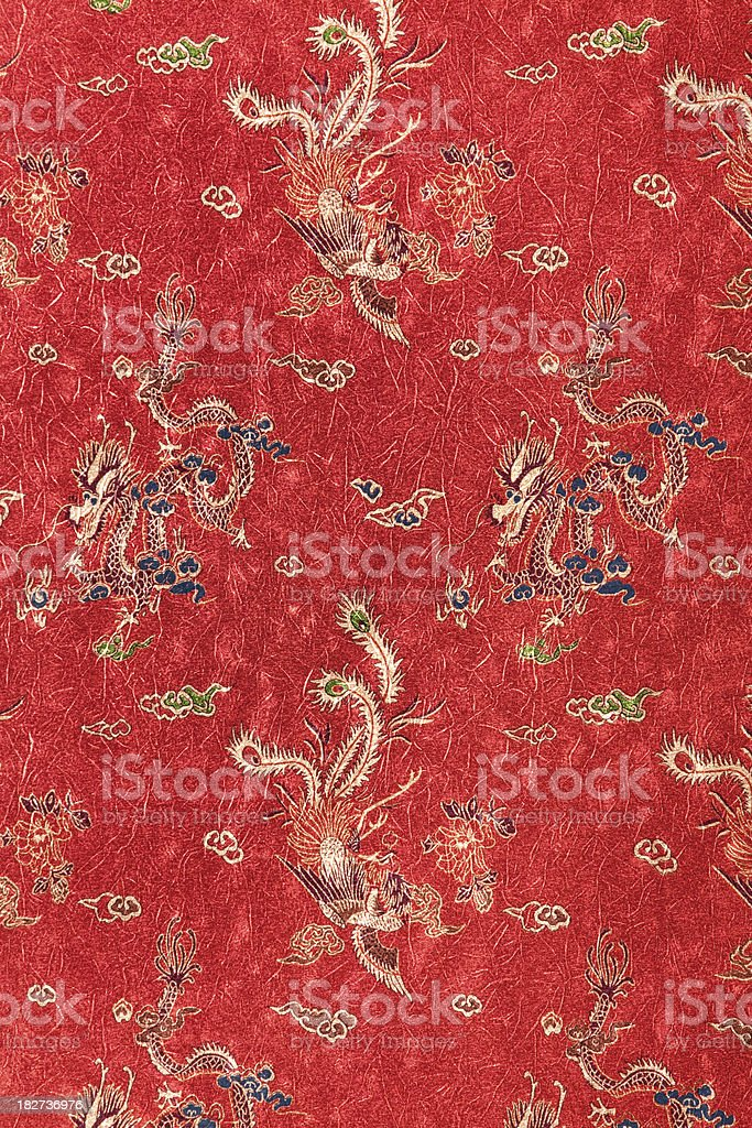 Red Chinese Pattern Stock Photo More Pictures Of Ancient