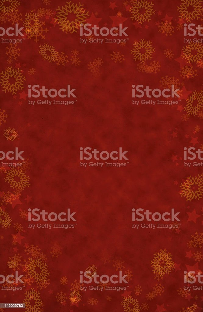 Red Christmas Background XXL royalty-free stock photo