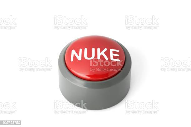Red circular push button labeled nuke on white background picture id905753750?b=1&k=6&m=905753750&s=612x612&h=pj5l7sysh buo xnx8tvb8bt6emfxg0rq htri 8ek0=