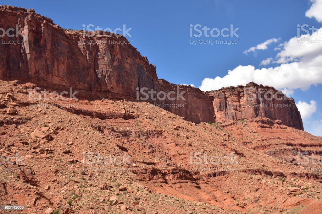 Red Cliffs Stock Photo & More Pictures of Cliff