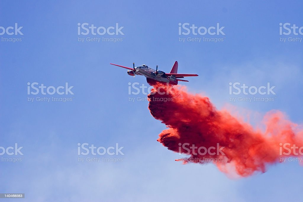 Red Cloud stock photo