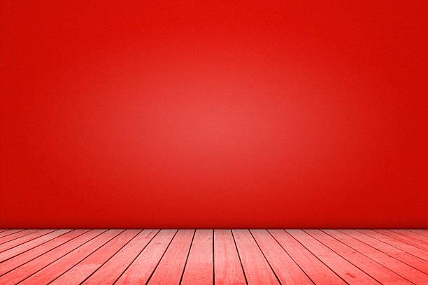 arrière-plan de couleurs rouge pièce - fond rouge photos et images de collection