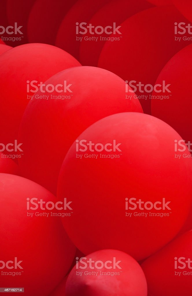 Red Color stock photo