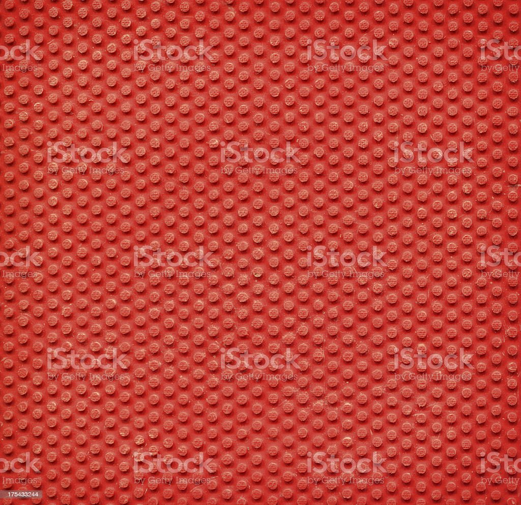 Red convex texture royalty-free stock photo