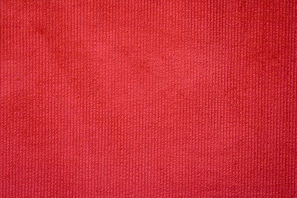 red corduroy - corduroy stock pictures, royalty-free photos & images