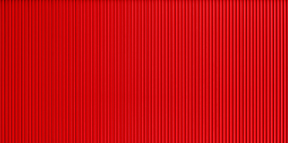Red Corrugated Metal Wall Texture Stock Photo Amp More