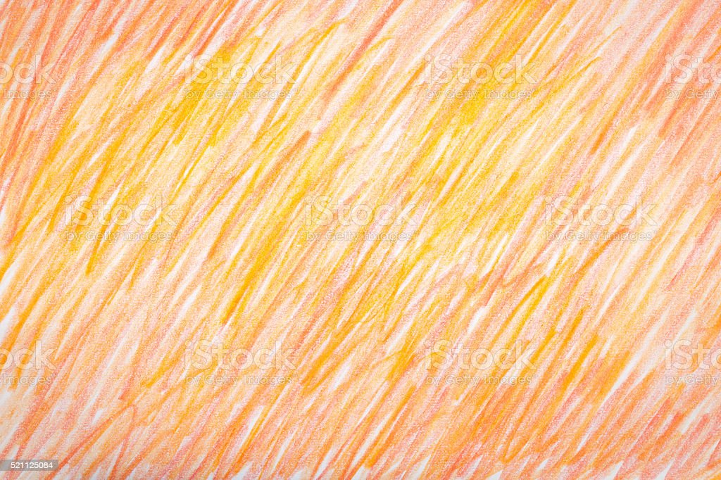 Red crayon colored background stock photo