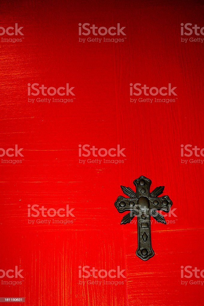Red Cross 1 royalty-free stock photo