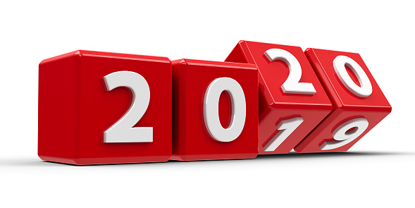 istock Red cubes 2020 #3 1162351956